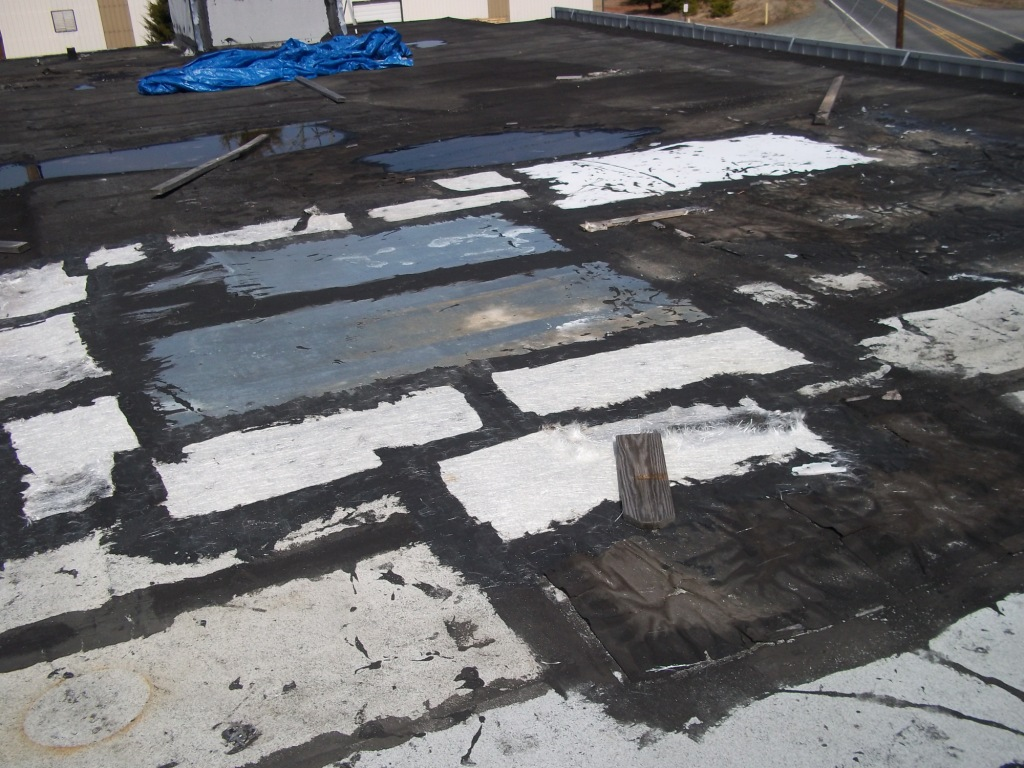 Donu0027t Let You Roof End Up Looking Like This Because You Didnu0027t Call A  Professional.